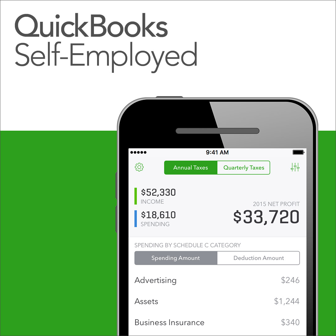 Quickbooks Self Employed Login >> Quickbooks